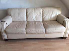 Settees and Chair