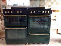 Stoves 110cm range cooker - plus hood