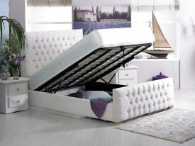 NEW EXPRESS BEDS - DELIVERED - DIVANS - SLEIGH BEDS -CRUSH VELVET - OTTOMANS - ALL SIZES & COLOURS