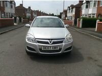 2007 Vauxhall Astra 1.4 Energy 5dr hatchback petrol manual low mileage full history £1250
