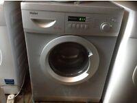 Spares or repairs,Beko silver washing machine,£25.00