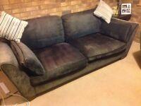 FREE ** Large sofa, 4 seater **