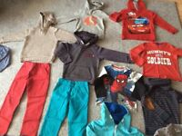 Boys bundle clothes 4-5 years