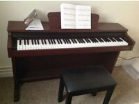 CHASE digital piano/keyboard in excellent condition