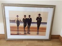 Vettriano framed print