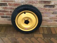 "16"" Space Saver Wheel and Tyre for Honda Civic"