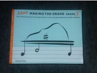 Making the Grade Grade 3 Piano Music Book Easy Revised Young Student Lanning - Collect or Will Post