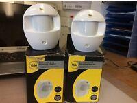 Yale pet friendly pir motion detectors
