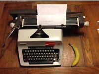 Olympia SG-3 manual typewriter