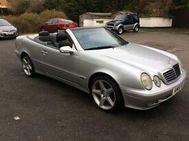 Mercedes clk 320automatic,petrol