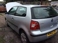 VW POLO 1.4S three door Hatch.