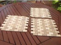Mosaic Kitchen / Bathroom Tiles