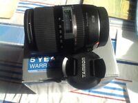 Tamron 16-300MM F/3.5-6.3 Di II VC PZD Macro Lens