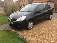 Low Mileage(56plate) Renault Clio 1.2 Expression 5dr,Mot Oct 2018