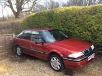 Rover 214se 1996