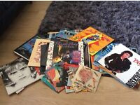 Over 30 / 40 records all various artists