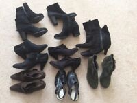 Job lot *** Quality Shoes and boots***
