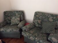 FREE. Pair of excellent arm chairs
