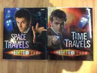 Hardback Doctor Who / Lego Harry Potter / Prehistoric Mega Beasts Activity Books