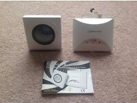 Salus Programmable Thermostat with Plug in RF Boiler control
