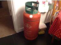 17.5 propane gas bottle