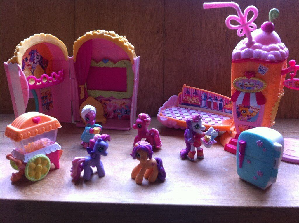 My Little Pony mini set