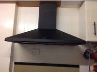 Belling Cooker Hood (genuine), 120cm for double width cooker ranges
