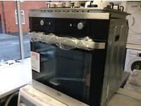 Electric oven single & double new /graded 12 mths gtee
