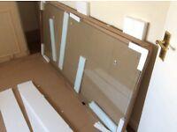 Premier BathroomsWet Room Screen 1850 x 900mm