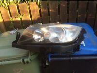 Bmw 3 series e90 ,e91 n/s passenger side headlight