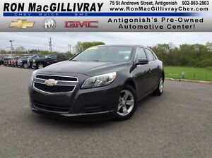 2013 Chevrolet Malibu $96 Bi-Weekly..Excellent Condition...One O