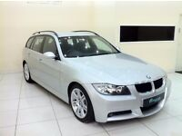 BMW 3 SERIES 2.0 320i M Sport Touring 5dr - 12 Month MOT - 12 Month Warranty - Full Service History