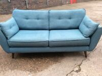 Dfs express 3 seater sofa as new.