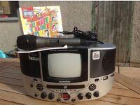 KARAOKE The Singing Machine SMVG-620 MINT Condition