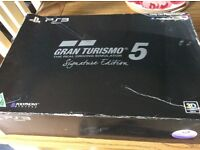 gran turismo signature edition gift pack includes seven items playstation