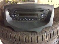 Ford ka CD player 2000-2015