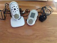 Motorola Baby Video Monitor