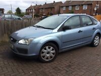 Ford Focus 1.6. Mot October. Only 77000 miles