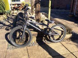 BMX Bike. Voo Doo Horde. 20 inch wheels