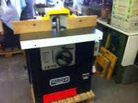 Sedgwick SM210 Spindle Moulder - 3 Phase - In Excellent Condition, Can Pallet