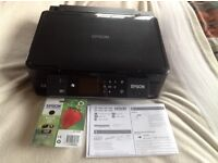 Epsom Expression Home XP-432 All-in-one Ink Jet Wireless Printer/Scanner