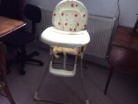 FREE Mamas and papas high chair