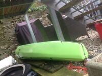 dagger black water kayak