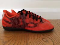 Adidas F50 Astro Football Boots (Size 4)