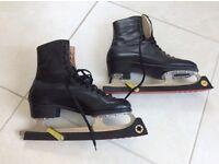Ice skates size 8 - Fagan