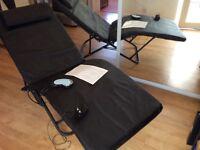 Reclining Massage Chair by Carmen