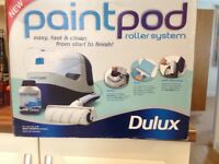 Dulux paintpod roller system. Brand new. Still in box.