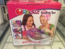 Brand new orbeez foot spa for age 5+