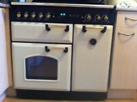 Range cooker by Leisure