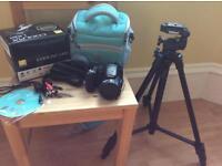 Nikon Coolpix L820 & accessories